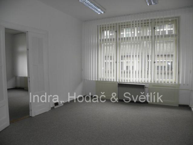 Pronájem, kancelářský prostor 56 m2, Vodičkova ul., Praha 1