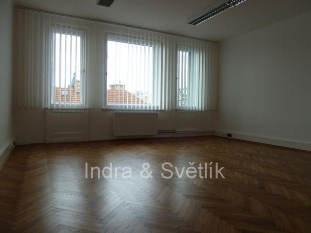 Pronájem, kancelář, 35 m², Vodičkova ul., Praha 1