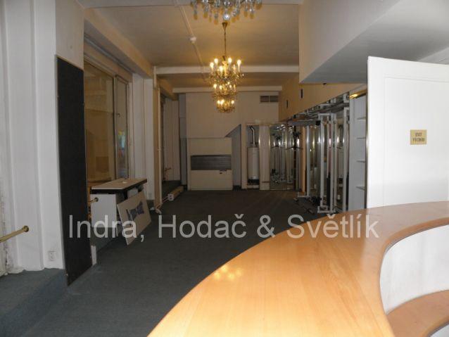 Pronájem, obchodní prostor, 150 m2, Vodičkova, Praha