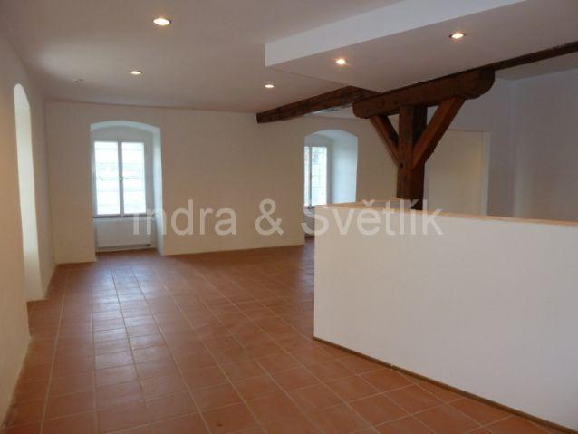 Prodej, skladové prostory 200 m2, Povltavská ul., Praha 7 - Troja