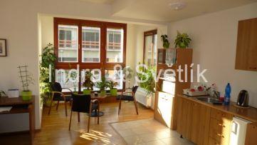 Prodej, byt 4+kk, 106,37 m2, 2 balkony 26,4 m2 + 3,5 m2, novostavba, ul. Heinemannova, Praha 6
