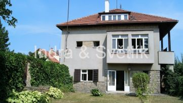 Prodej, rodinný dům 4+1, 298 m2, zahrada 707 m2, Libochovice