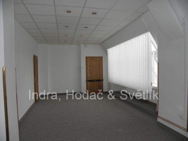 Pronájem, 2 kanceláře o celkové výměře 75 m2, ul. V Jámě, Praha 1