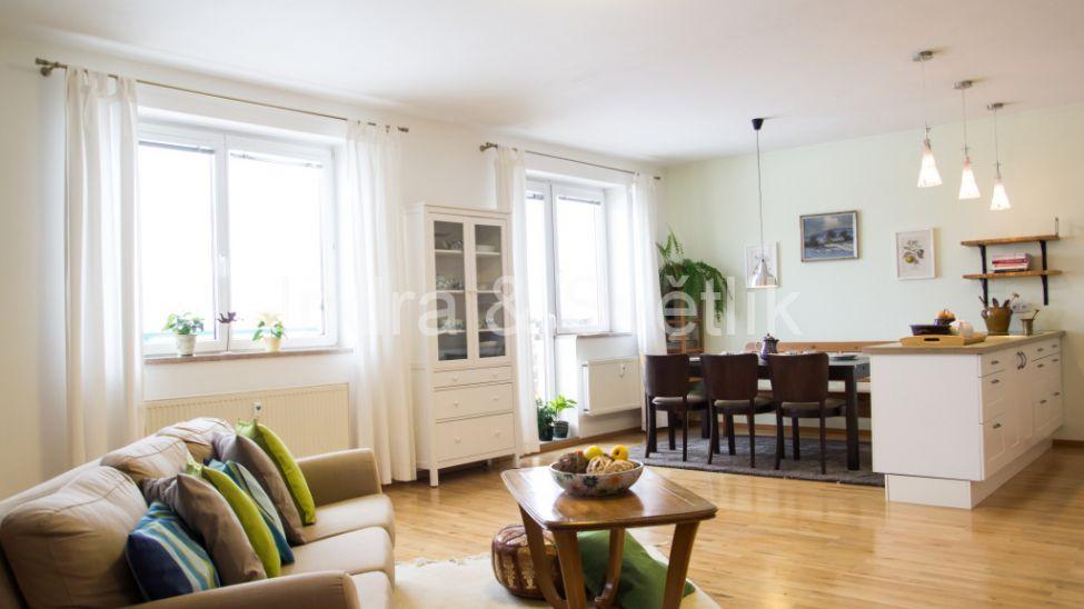 Rodinný byt 4+kk v novostavbě na pražském Suchdole