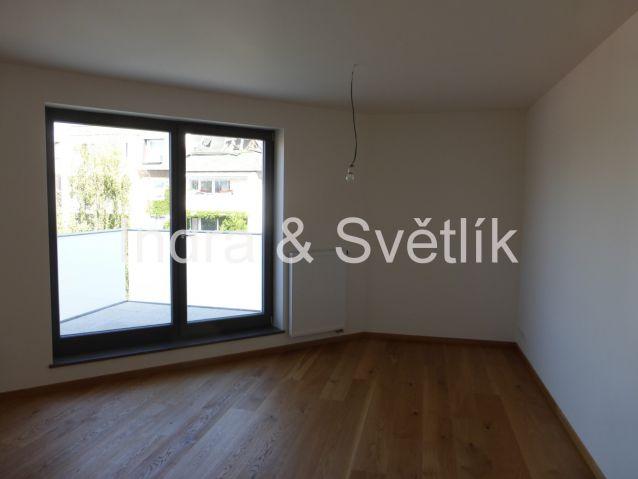 Pronájem, byt 2+kk, 60 m2, Na Křtině, Praha 4 - Újezd u Průhonic