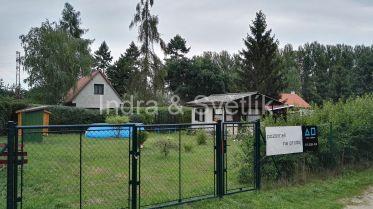 Pozemek pro rodinný dům v Zárybech