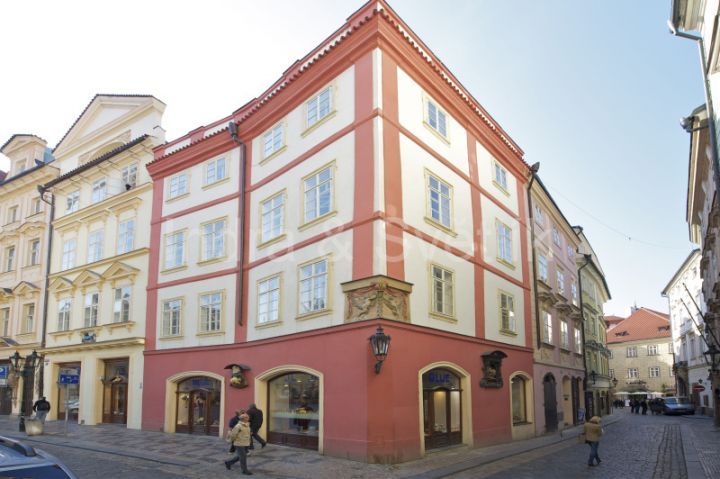 Pronájem, kanceláře 190 m2, Karlova ul., Praha 1