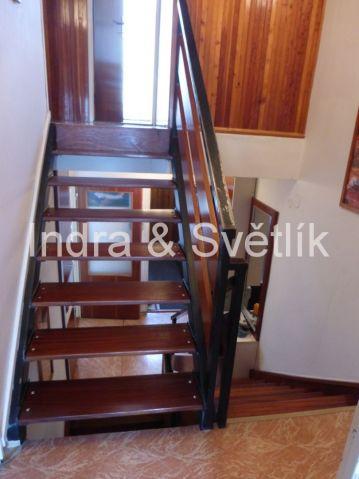 Prodej, řadový rodinný dům 4+1, 116 m2, ul. U Andělky, Praha 6 - Střešovice
