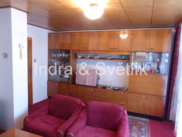 Prodej, řadový rodinný dům 4+1, 122 m2, ul. U Andělky, Praha 6 - Střešovice