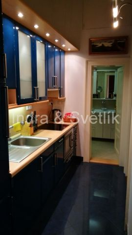 Pronájem, byt 1+kk, 39 m2, Slavíkova ul. Praha 3 - Vinohrady