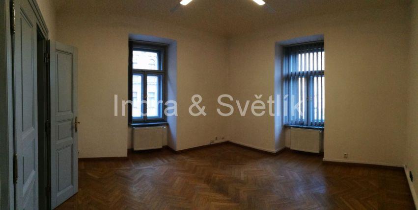 Pronájem, kanceláře 90 m2, Mezibranská ul., Praha 1 - Nové Město
