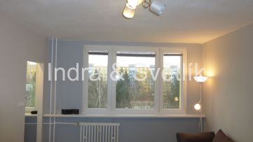Pronájem byt 1+kk, 27 m2, ul. Rumburská, Praha 9 - Střížkov
