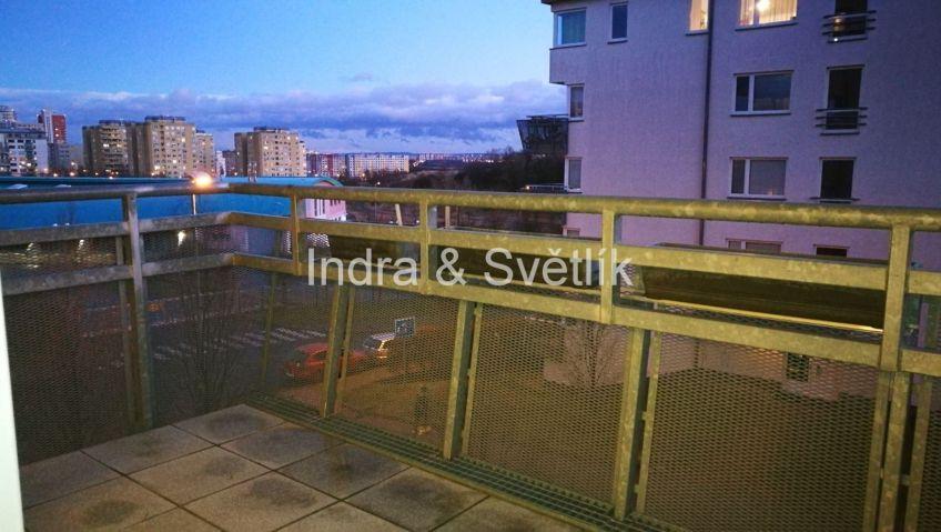 Pronájem, byt 2+kk, 61 m2 + 5 m2 balkon, Symfonická ul., Praha 13 - Stodůlky