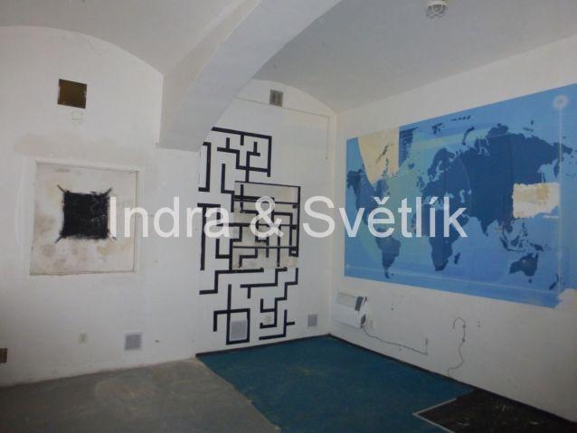 Suterénní prostor 103 m2, Jungmannova ul., Praha 1 - Nové Město