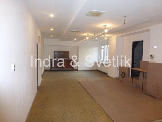 Nebytový prostor 364 m2, Hvězdova ul., Praha 4 - Nusle