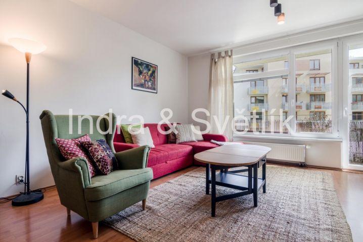 Prodej, byt 3+kk, 88,79 m2, GS, 3x balkón, novostavba, ul. Marie Podvalové, Praha 9