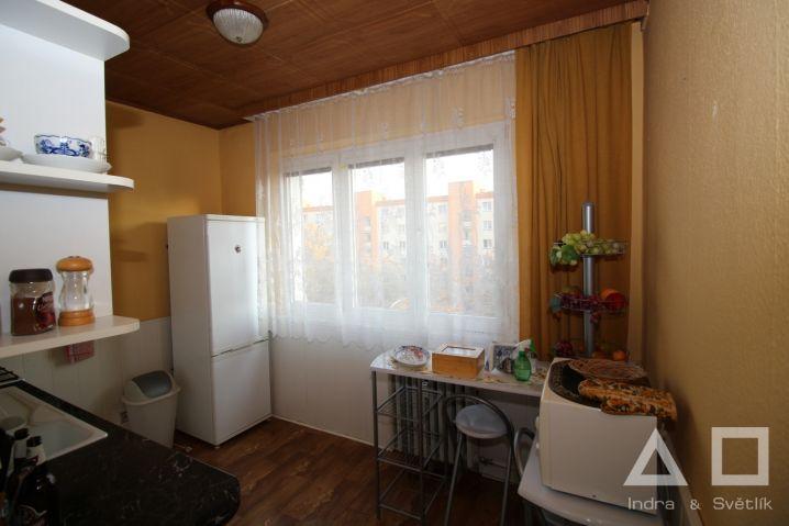 Prodej, byt 2+1, 52 m2, Počernická ul., Praha 10 - Malešice