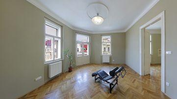 Pronájem, 3+kk, 87 m2, Krkonošská ul., Praha 2 - Vinohrady