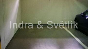 Pronájem, garážové stání, ulice Nad Šestikopy, Praha 9 - Prosek